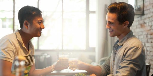 SF Gay Men Personalized Speed Dating Mon, Aug 5th 6:30pm