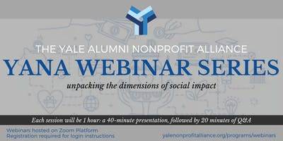 YANA Webinar   Purpose For Performance & Finding It Where You Are