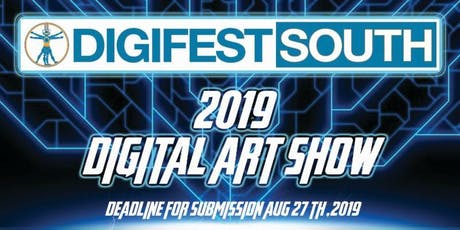DigiArt 2019- Art Submission  tickets