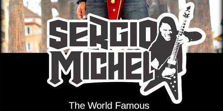 Sergio Michel headlines The Whisky A Go Go tickets