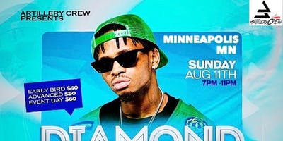 DIAMOND PLATNUMZ Live in Minneapolis Sunday August  11TH @Muse Event Center