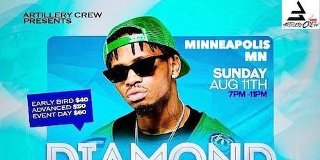 DIAMOND PLATNUMZ Live in Minneapolis Sunday August  11TH @Muse Event Center tickets