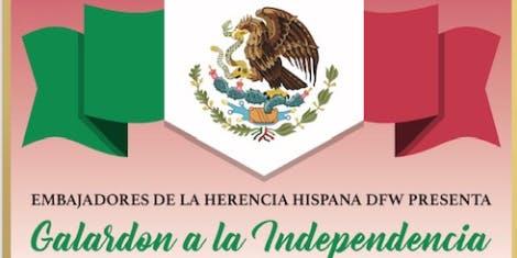 Galardon a la Independencia