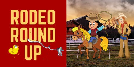 Rodeo Round Up Party tickets