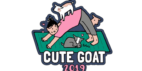 2019 Cute Goat 1 Mile, 5K, 10K, 13.1, 26.2 - Tallahassee tickets