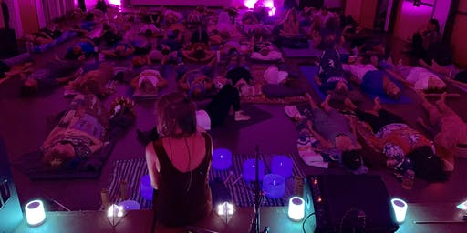 Maui Sound Healing-Light Journey Crown Chakra Activation