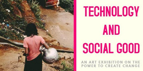 TECHNOLOGY AND SOCIAL GOOD tickets