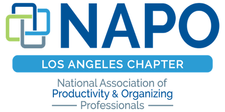 NAPO-LA July Meeting & Business Partner Showcase: A Speed-Networking Event tickets
