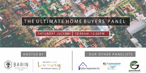 The Ultimate Home Buyers Panel