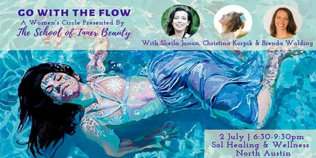 Go With The Flow: A Women's Circle by SIB Austin  tickets