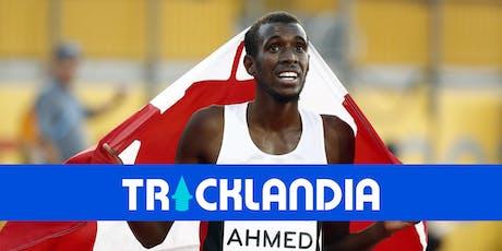 Tracklandia - Mo Ahmed tickets