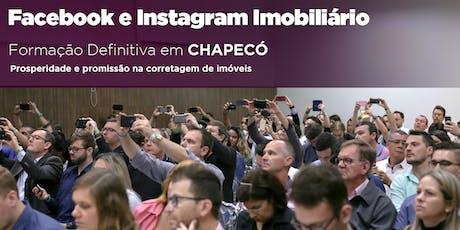 Facebook e Instagram Imobiliário DEFINITIVO - Chapecó ingressos
