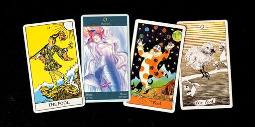 Tarot Meditation: The Fool