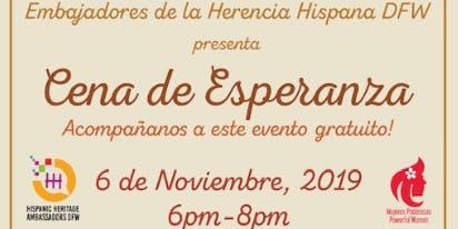 Cena de Esperanza