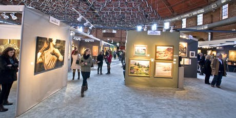 23rd Annual Boston International Fine Art Show tickets