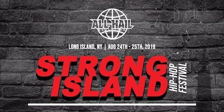Strong Island Hip Hop Festival tickets