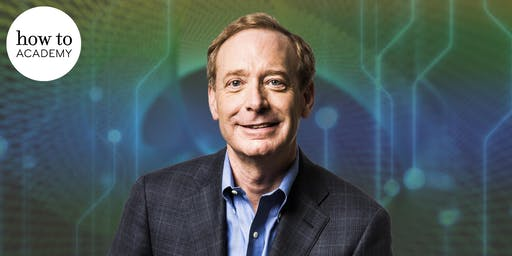 Microsoft President Brad Smith on Tech and the Future of Humanity