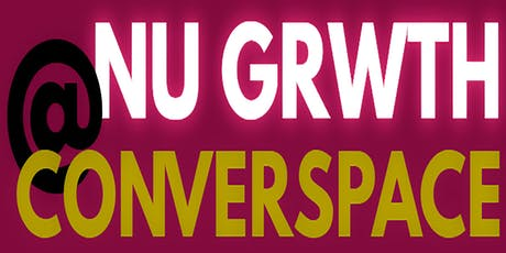 NU GRWTH@CONVERSPACE - Networking & Panel for Creative Entrepreneurs tickets