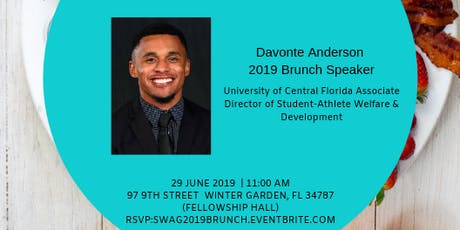 S.W.A.G. Young Adults Brunch tickets