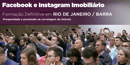 Facebook e Instagram Imobiliário DEFINITIVO - Rio de Janeiro