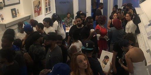A3C Hip-Hop Art Tribute