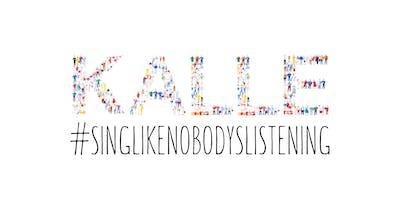 KALLE-Ein SING-EVENT für ALLE! Der CHOR 2.0 im Pa