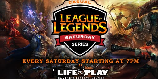 League of Legends Saturday Series