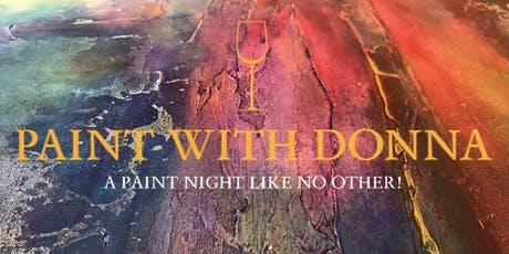 PAINT WITH DONNA August 15th tickets