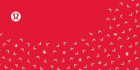 Canada Day 5K x lululemon tickets