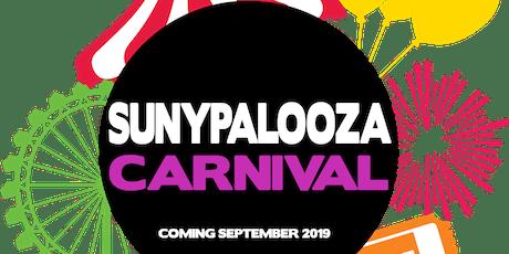 Sunypalooza Carnival tickets