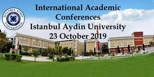 International Academic Conferences Istanbul, Turkey October 23, 2019