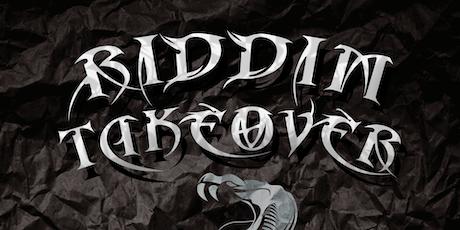 Riddim Takeover tickets
