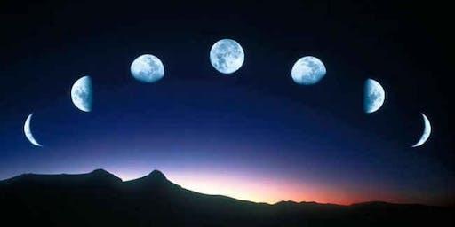 Full Moon Sadhna - Moonbathing Ceremony