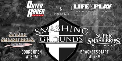 Smashing Grounds by Outer Haven