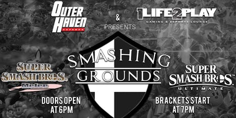 Smashing Grounds by Outer Haven tickets