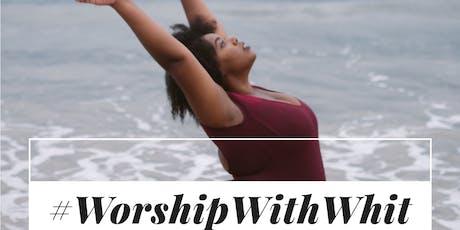#WorshipWithWhit Liturgical Dance Workshop: North Carolina tickets