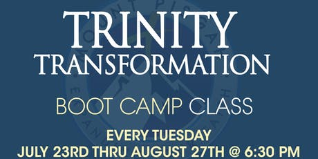 Trinity Transformation tickets