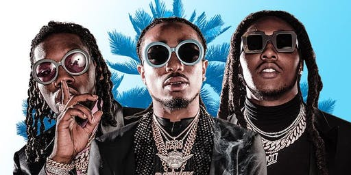 MIGOS @ DRAIS BEACH CLUB LAS VEGAS POOL PARTY SATURDAY JULY 27TH