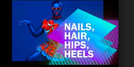 Nails, Hips, Hair, Heels: Learn Todrick Hall's fabulous choreography & perform at a packed club tickets