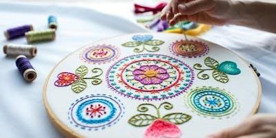 Lauren's Embroidery