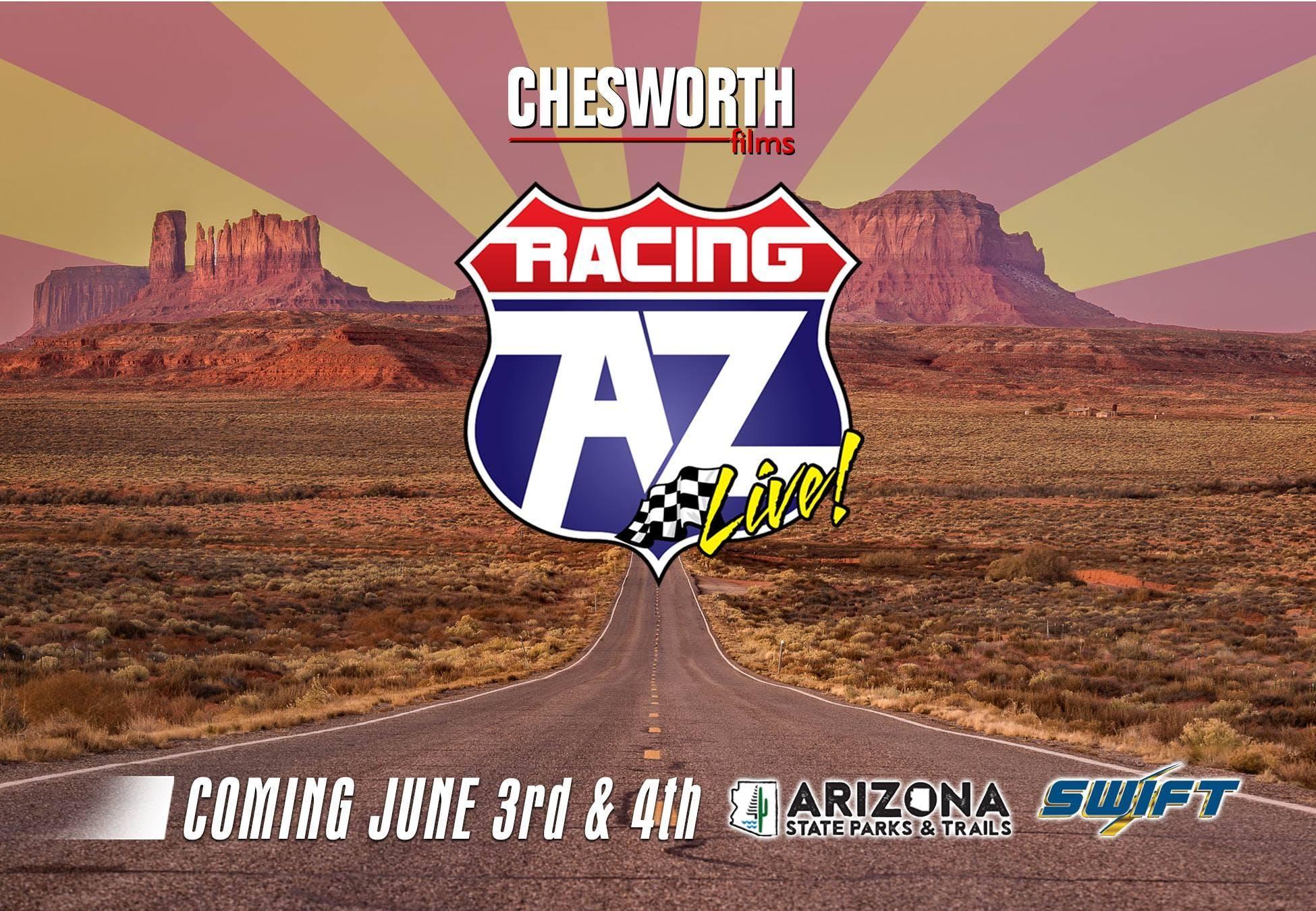 Season Premier: Racing Arizona LIVE