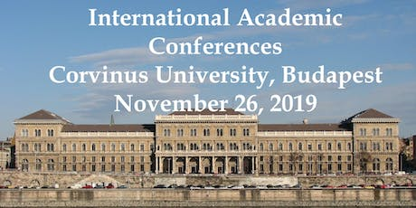 International Academic Conferences Budapest, Hungary November 26, 2019 tickets