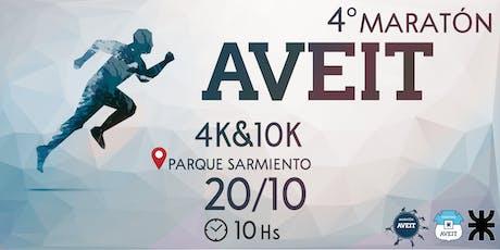 4º Maratón Solidaria de AVEIT  entradas