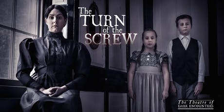 The Turn of the Screw at Stansted House tickets