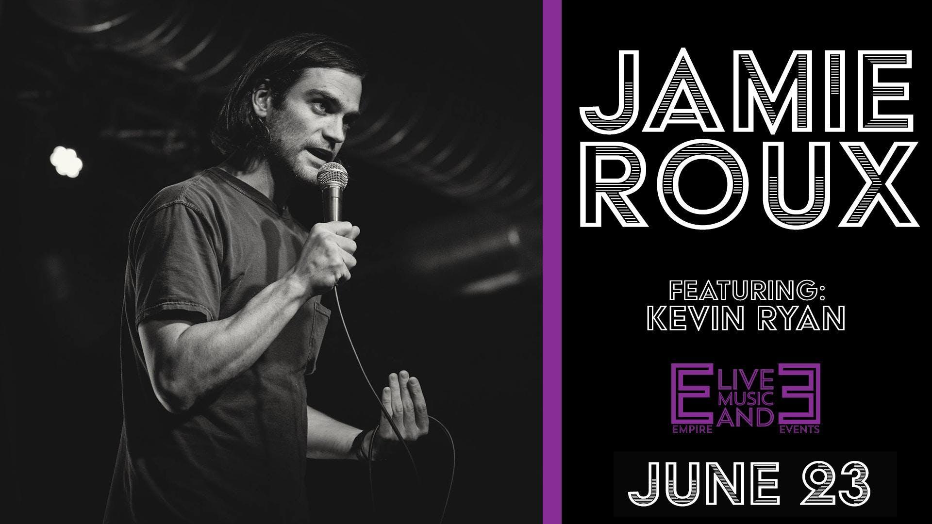 Jamie Roux | Sunday Night Comedy
