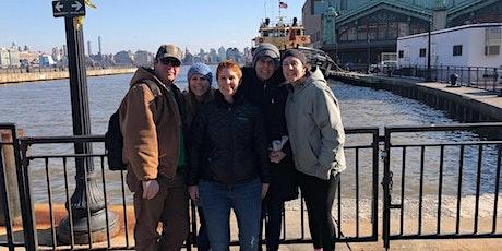 Wacky Scavengerhunt.com Hoboken Scavenger Hunt: Hoboken Harbor & History! tickets
