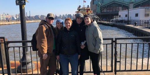 Wacky Scavengerhunt.com Hoboken Scavenger Hunt: Hoboken Harbor & History!