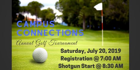 Campus Connections Golf Tournament tickets