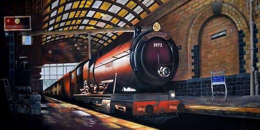 Hogwarts Mystery Express Diner