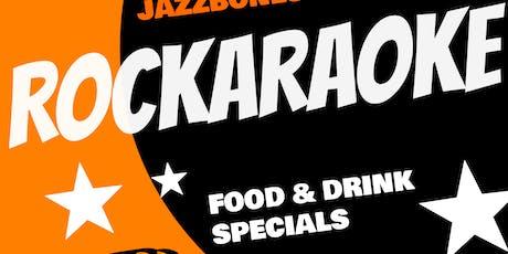 Rockaroake tickets
